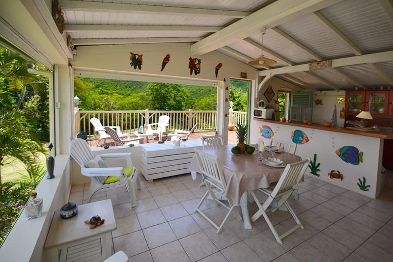 Bungalow Bout Reve Tartane Martinique (13)