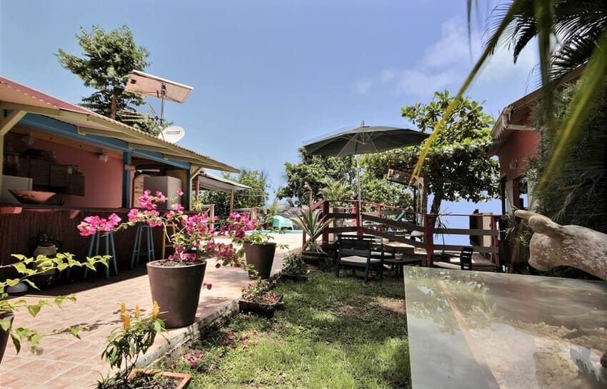 Martinique Cottage L Inka Jardin