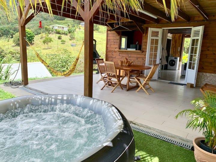 Location Bungalow Sucrerie Le Francois Martinique (7)