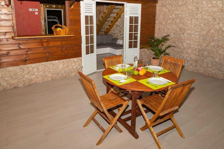 Location Martinique Le Francois Bungalow Sucrerie (6)
